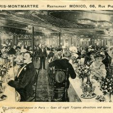 Restaurant Monico, París