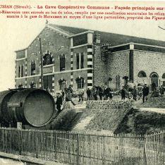 Maraussan - Herault (La Cave Cooperative Commune)