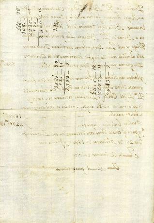 Ventas - 1786, noviembre, 30. Cintruénigo (Navarra)