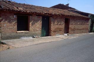 Barrio bodegas Villar de Torre