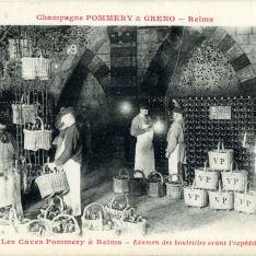 Champagne Pommery & Greno