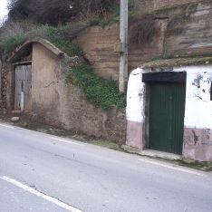 Barrio bodegas Nalda