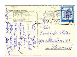 Tarjeta postal - Kloch