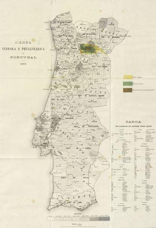 Mapas y planos - 1879