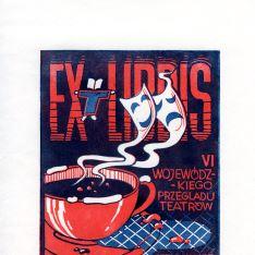 Ex Libris de Jacek Dzikowski