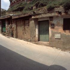 Barrio bodegas Ribafrecha