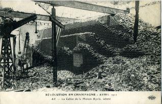 Revolución en Champagne