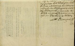 Reales cédulas - 1799, abril, 7 ant. Salamanca
