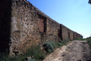 Barrio bodegas Torremontalbo