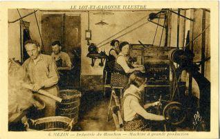 Fabrica de corchos