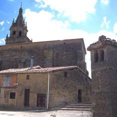 Barrio bodegas Zarratón