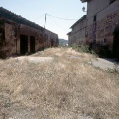 Barrio bodegas Briones