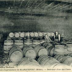 Escuela de Agricultura de Blanquefort