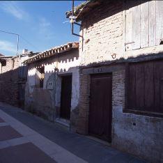 Barrio bodegas Alesón