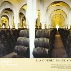 Las Catedrales del Vino Jerez