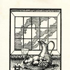 Ex Libris de Knud H. Scehneller