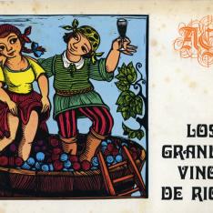 Los grandes vinos de Rioja. A.G.E., Bodegas Unidas, S.A.