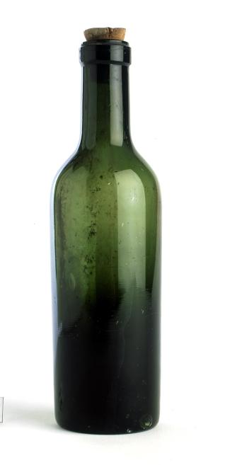 Botella cilíndrica