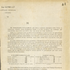 Correspondencia - s.d./1886