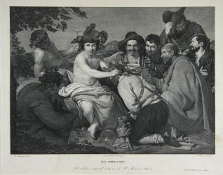 El triunfo de Baco