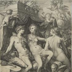 Baco, Ceres y Venus