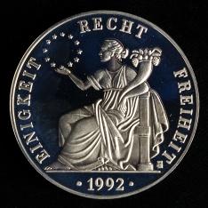 Moneda de ecu (dos monedas)