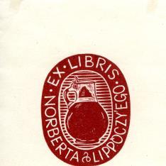 Ex Libris de Zbigniew Dolatowski