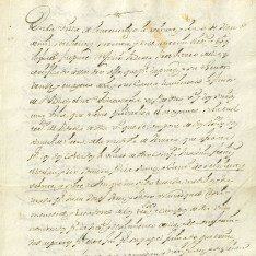 Ventas - 1773, enero, 25. Cintruénigo (Navarra)
