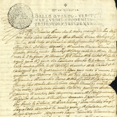 Ventas - 1721, marzo, 28. Torralba de Ribota (Zaragoza)