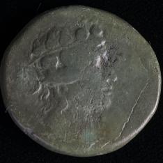 Moneda de imitación de dracma