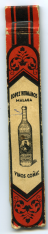 Pai-pai publicitario de vinos y coñac López Hermanos, Málaga