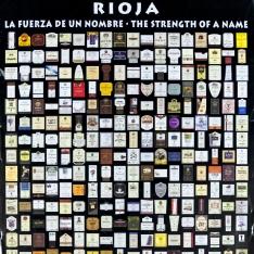 Cartel Denominación de Origen Calificada Rioja