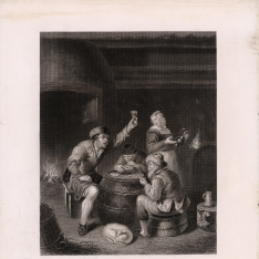 The drinking-bout