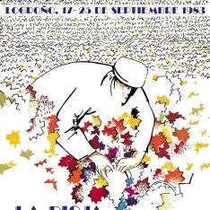 Cartel anunciador de la XXVII Fiesta de la Vendimia Riojana (Logroño)