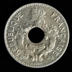 Moneda de cinco céntimos