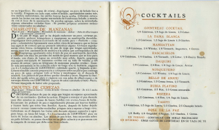 Guía del gastrónomo ofrecida por Cointreau Liqueur