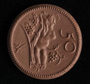 Moneda de cincuenta pfennig