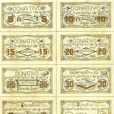 Materiales especiales - 1940