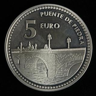 Moneda de cinco euros