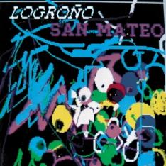 Cartel anunciador de la XXXII Fiesta de la Vendimia Riojana (Logroño)